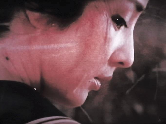 新座頭市『雪の別れ路』ゲスト:吉永小百合 監督:勝新太郎[3]_f0134963_8553041.jpg