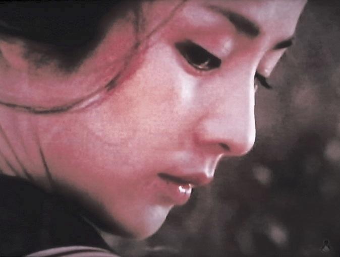 新座頭市『雪の別れ路』ゲスト:吉永小百合 監督:勝新太郎[3]_f0134963_8555974.jpg