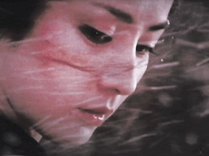 新座頭市『雪の別れ路』ゲスト:吉永小百合 監督:勝新太郎[3]_f0134963_8563234.jpg