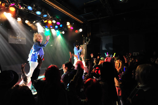 2/12BK-Brilliant Kingdom★熱いLOVEパッション★BKライブ簡易レポ_d0155379_21544294.jpg