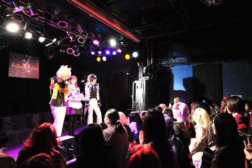 2/12BK-Brilliant Kingdom★熱いLOVEパッション★BKライブ簡易レポ_d0155379_2156772.jpg