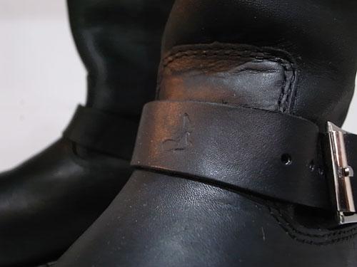 革ジャン+ボンテージパンツ+ブーツ_a0097901_15252727.jpg
