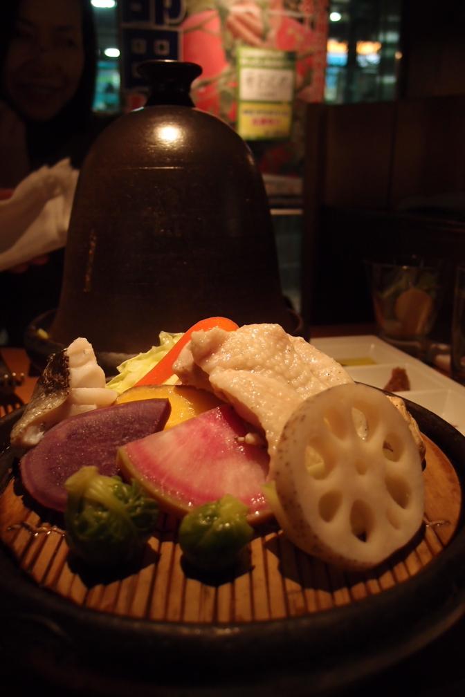 90%が野菜のコース料理_a0116902_18264664.jpg