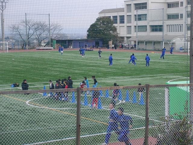 富士市立高校野球部の冬の練習風景_f0141310_755463.jpg