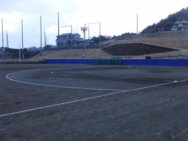 富士市立高校野球部の冬の練習風景_f0141310_7592189.jpg