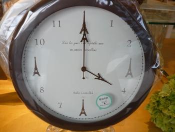 おすすめ、電波時計。_f0166439_18617.jpg