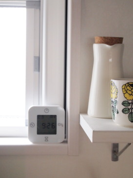 IKEAのキャンドルと時計_e0214646_20541217.jpg