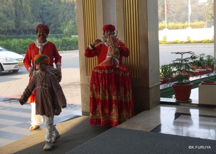 インド旅行記 8 バラナシのホテル_a0092659_21581270.jpg