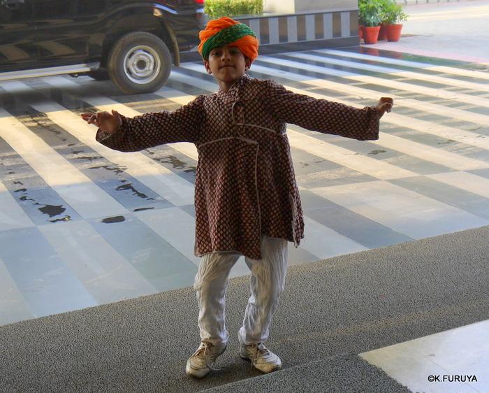 インド旅行記 8 バラナシのホテル_a0092659_22579.jpg