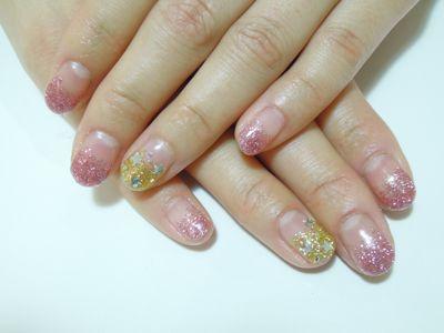 Glitter Nail_a0239065_2042625.jpg