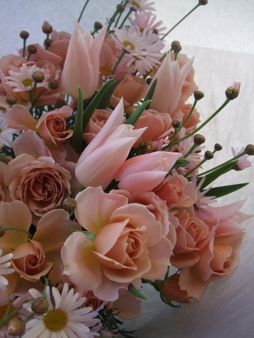 オークリーフ(薔薇と草花の花束)_f0049672_1555479.jpg
