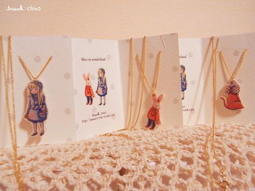 『Alice in LeLe Land』展 2012.02.18~03.16_f0223074_21143399.jpg