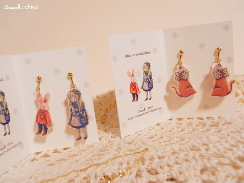 『Alice in LeLe Land』展 2012.02.18~03.16_f0223074_2115172.jpg