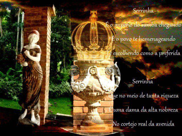 E Hoje, a minha escola IMPÉRIO SERRANO 2012 vai desfilar! _b0032617_21101927.jpg