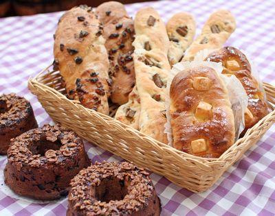 人気ブーランジェリー風見鶏 1月の製パン講習会-王様のチョコリング_b0133017_6503212.jpg