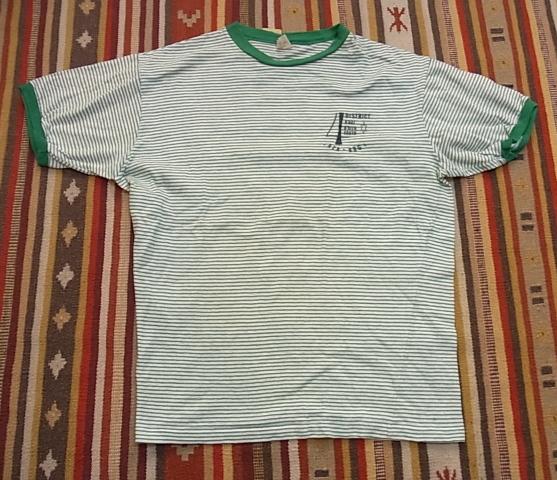 カレッジパシフィック ボーダーTシャツ!_c0144020_1803233.jpg