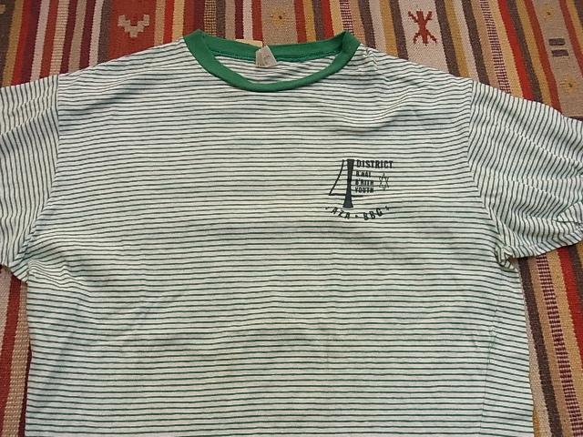 カレッジパシフィック ボーダーTシャツ!_c0144020_1803567.jpg