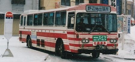 下北交通 三菱K-MP518N +三菱_e0030537_22491012.jpg