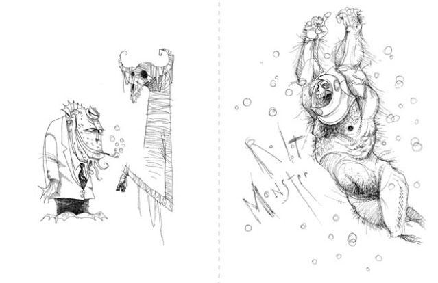 Gris Grimlyの極パーソナルなスケッチ画集発刊。_a0077842_10383184.jpg