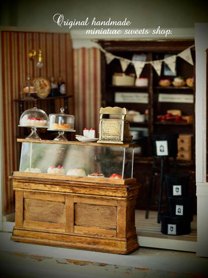 miniature sweet  shop*_e0172847_15341378.jpg