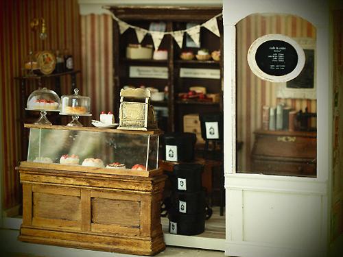 miniature sweet  shop*_e0172847_15343693.jpg