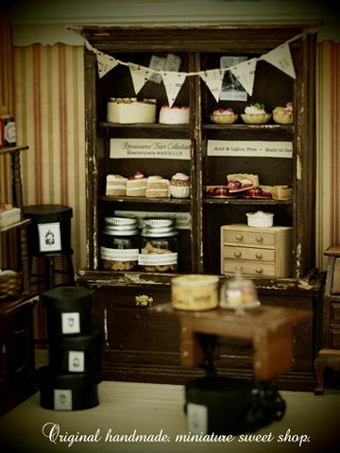 miniature sweet  shop*_e0172847_9535614.jpg