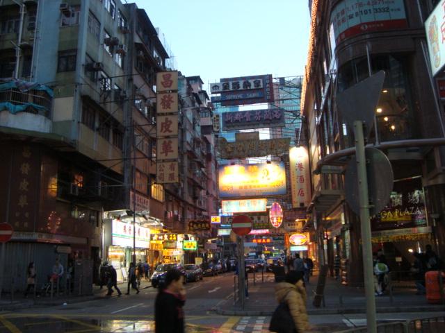 香港へ行く。④ ~香港冬の風物詩・土鍋ご飯~_f0232060_1740738.jpg