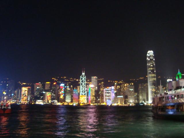 香港へ行く。⑤ ~シンフォニー・オブ・ライツ~_f0232060_18234274.jpg