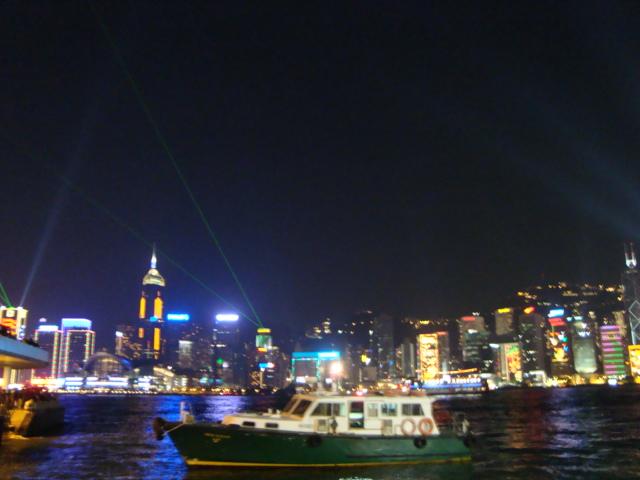 香港へ行く。⑤ ~シンフォニー・オブ・ライツ~_f0232060_1826488.jpg