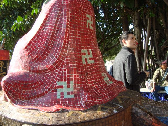 香港へ行く。③ ~奇界遺産「天后廟」~_f0232060_619439.jpg