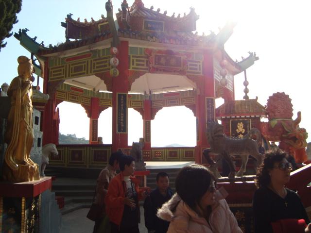 香港へ行く。③ ~奇界遺産「天后廟」~_f0232060_6275686.jpg