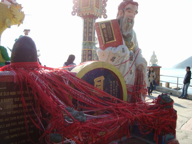 香港へ行く。③ ~奇界遺産「天后廟」~_f0232060_6291426.jpg