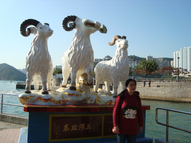 香港へ行く。③ ~奇界遺産「天后廟」~_f0232060_630136.jpg