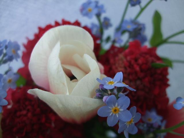オークリーフ(カラフルな春の花束)_f0049672_11351549.jpg