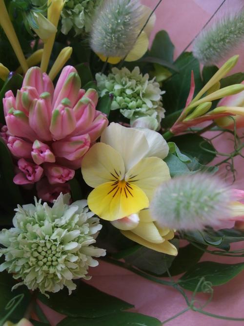 オークリーフ(カラフルな春の花束)_f0049672_1137375.jpg