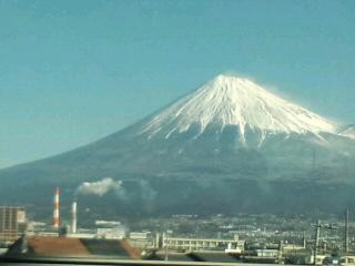 富士山きれいです_a0033474_854691.jpg
