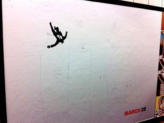 ニューヨークにはこんなかたちで話題になるポスターも Mad Men Season 5 Poster_b0007805_13295561.jpg