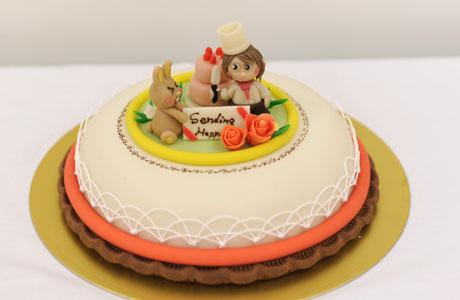 名古屋製菓専門学校の第14回製菓祭開催中です。 _b0110019_1573893.jpg