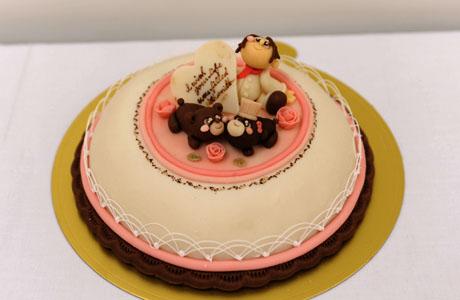 名古屋製菓専門学校の第14回製菓祭開催中です。 _b0110019_1574419.jpg