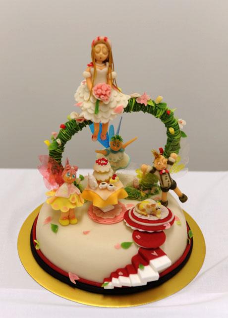 名古屋製菓専門学校の第14回製菓祭開催中です。 _b0110019_1575777.jpg
