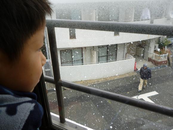 雪の週末_b0215321_16573824.jpg