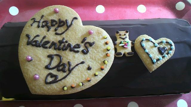 今年のバレンタインは。。。_a0113430_2315763.jpg