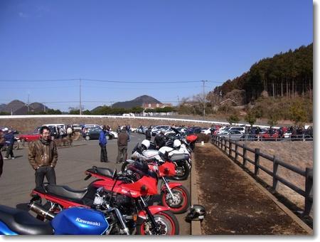 徹夜明けで宮ヶ瀬 2012.02.19_c0147448_1564068.jpg