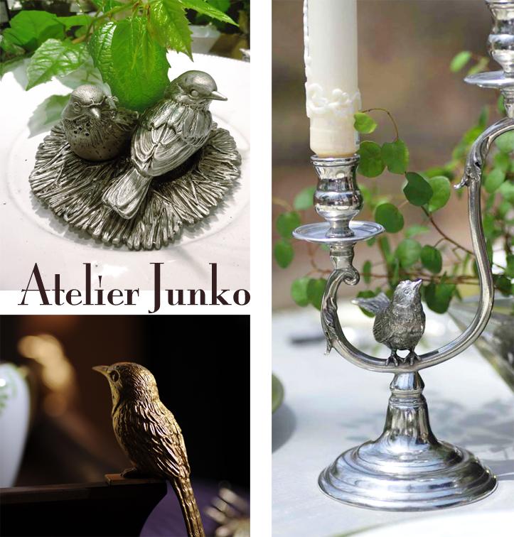 新宿 伊勢丹 Atelier Junko テーブルコーディネート展2012Winter(2)_c0181749_071965.jpg