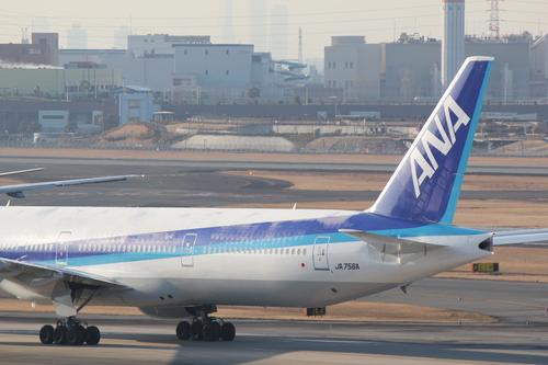 ANA 伊丹空港_d0202264_9344970.jpg