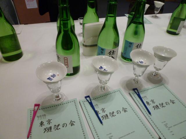 東京獺祭の会 2012_c0100865_7401794.jpg