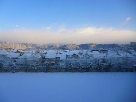 2月18日 一面の雪景色_a0023466_8475792.jpg