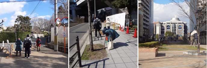 パートナーシップクラブ生き物調査・天王寺〜難波_e0090670_23514159.jpg