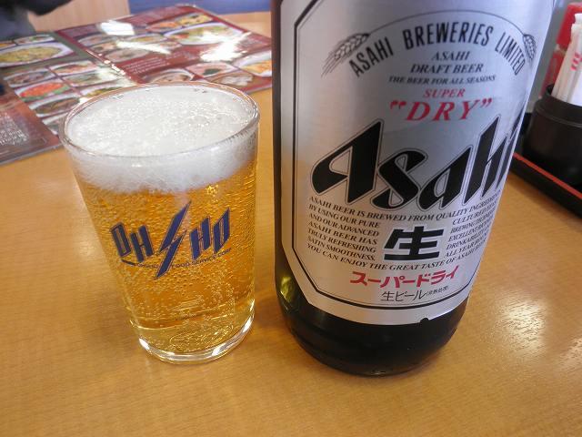 餃子の王将     多田店_c0118393_17305190.jpg