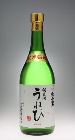 出世男 純米酒 うねび [河合酒造]_f0138598_7563381.jpg